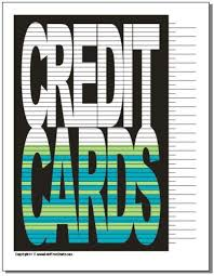 Credit Cards Small Business Credit Cards Business Credit