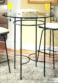 tall dining table with kitchen small for round design 16