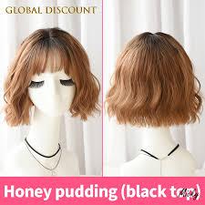 bobo short curly hair for women wigs