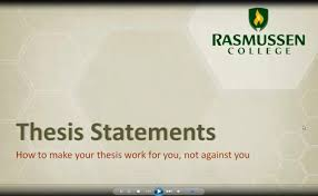 Thesis Statement Essay Example What Is A Thesis Statement I Need Some Examples Too Answers