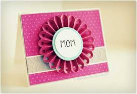 mother day card design 20 diy happy mothers day cards dodo burd