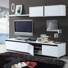 modular living room furniture. Amalia TV Unit Living Room Furniture Set Modular Media Wall White Melamine   EBay F
