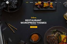 Small Picture 30 Best WordPress Restaurant Themes 2017 Colorlib