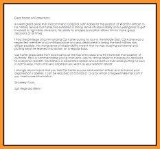 9 10 Reference Letter For Police Officer Loginnelkriver Com