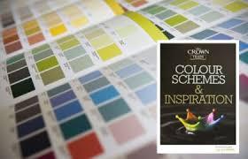 Paint Colour Chart Crown Crown Paints Colour Chart 12 Gobebaba Crown Paint Palette