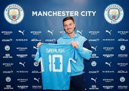 Jack Grealish: Manchester City signs ...