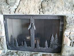 fireplace door handles fireplace doors style 8 for the handles of these doors and the fire fireplace door handles