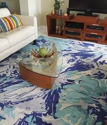 happy customers blue gold rugs direct area