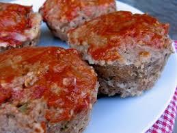 skinny mini meat loaf ins