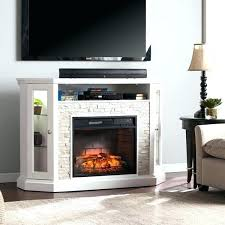 stacked stone electric fireplace corner stone electric fireplace amp convertible corner electric fireplace stacked stone corner