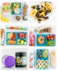 practical lunch ideas cold and