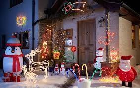 Full Size of Christmas: Xmas16 Outdoor Fun Main Main Rt Christmas Hanging  Lights Outside Decoration ...