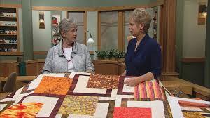 Video: Sew Big Quilt Blocks, Part 1   Watch Sewing With Nancy ... & Video: Sew Big Quilt Blocks, Part 1   Watch Sewing With Nancy Online   WPT  Video Adamdwight.com