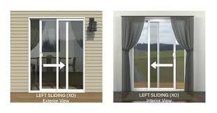 spray paint sliding glass door home entryway floor designs