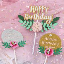 happy birthday pink and green detail feedback questions about elf magic flower green leaf happy