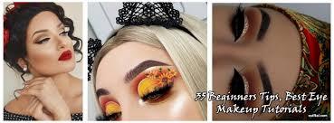 35 beginners tips best eye makeup tutorials