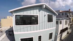 hardie board and batten siding. revitalizing a southern california stucco home with artisan® v-groove siding by james hardie - youtube board and batten