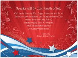 patriotic invitations templates patriotic swirls flurries invitations myexpression 27954