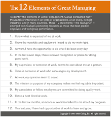 Good Work Traits What Are The Primary Traits Of A Great People Manager