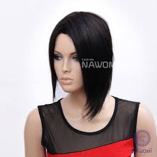Wonder Woman Hair Style new 2014 free shipping 100 kanekalon black straight womens wig 8978 by wearticles.com