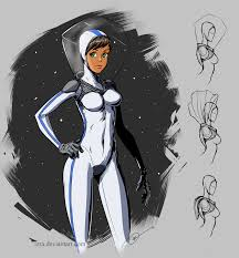 Image result for space girls animated