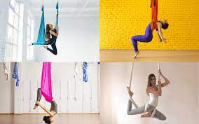 aerial yoga guides for beginners what