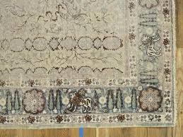green oriental rug hand knotted vintage silk rug rug handmade oriental rug taupe green oriental rug green oriental rug