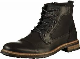 Bullboxer Size Chart Bullboxer Lace Up Boots Black