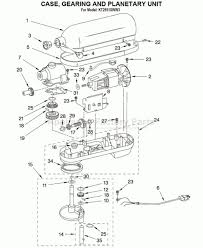 snazzy kitchenaid mixer replacement parts applied to your house inspiration