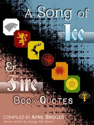 Ice Quotes Cool A Song Of Ice And Fire Book Quotes By Babygurl48 On DeviantArt