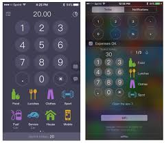 Food Budget App 5 Simple Iphone Budget Apps For Tracking Your Spending