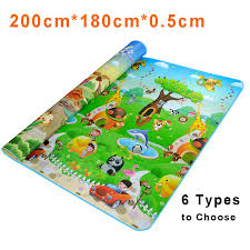 aliexpresscom  buy child large play mats crawling mat floor
