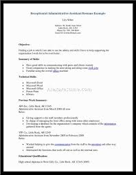 No Job Experience Resume Examples Hvac Cover Letter Sample