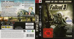 fallout 3 game of the year edition ps3 cover bles00742