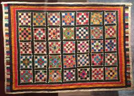 47 best Quilts - Ralli images on Pinterest   Patchwork, Prayer rug ... & 25-patch, most with dominant centers. Ralli Quilts and Conversations Adamdwight.com