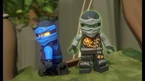 Cole's Ghostly Struggle - LEGO Ninjago - Mini Movie - YouTube