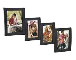 modern picture frames collage. Amazon.com - Philip Whitney 5x7 And 4x6 Assorted Stairway Stairs Diagonal Wall Photo Picture Frames, One Piece Holds 4 Photos Home Decor Accents Modern Frames Collage E