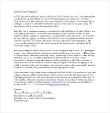 Cover Letter Sponsorship 45 Sponsorship Letter Templates Word Pdf Google Docs