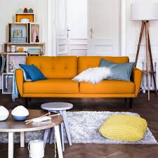 Orange Couch Living Room Sofas Ideas Living Room Comfortable 5 Digsigns