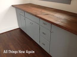 Diy Kitchen Countertop Sneak Peek Diy Kitchen Renovation All Things New Again