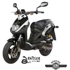 genuine rattler 50 110 motor scooter guide genuine rattler 50 110