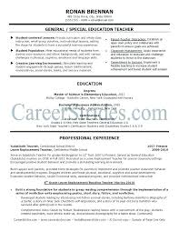 Substitute Teacher Job Description For Resume Elementary Teachers