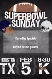 Super Bowl Invitations Templates Tirevi Fontanacountryinn Com