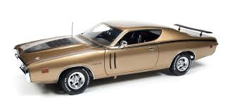 1971 Dodge Charger R/T – 50th Anniversary Dodge Charger | Round2