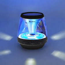 bluetooth speakers with lights. new vivid jar portable wireless bluetooth speaker led lights handsfree tf/micro sd card slot mic fm radio many colors speakers with l
