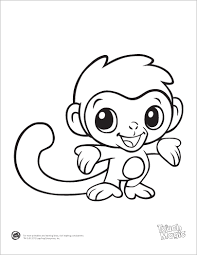Small Picture Cute and free Printablesfrom LeapFrog Baby Animal Coloring