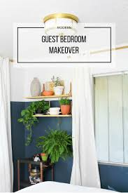 bedroom diys. The Guest Bedroom Makeover Reveal. This Space Is Full Of DIYs And It Turned Out Diys