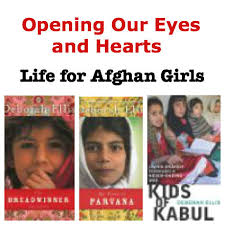 life in for girls pragmaticmom parvana parvana series life for afghan girls today 6th grade social