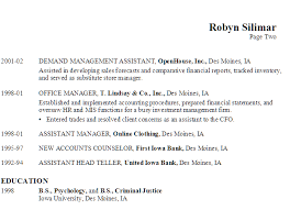 ... Sample Resume Supply Chain Manager Analyst Manufacturing P2
