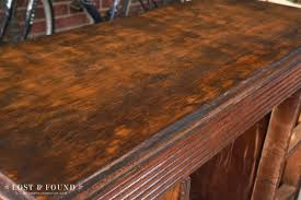 off any excess that is still on top of the wood generally when i use a rag i don t have any excess stain to wipe off especially on the first coat